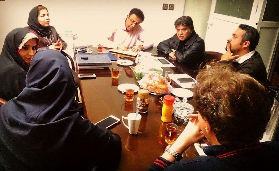 برگزاری اولین جلسه رسمی کمیتهٔ حقوقی انجمن صنفی مهندسین معمار