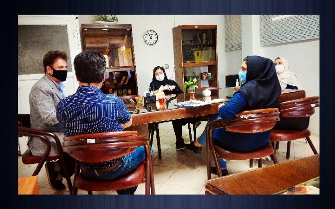 جلسات مشاورهٔ حضوری
